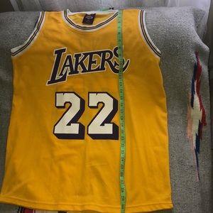 Lakers ELGIN Baylor jersey